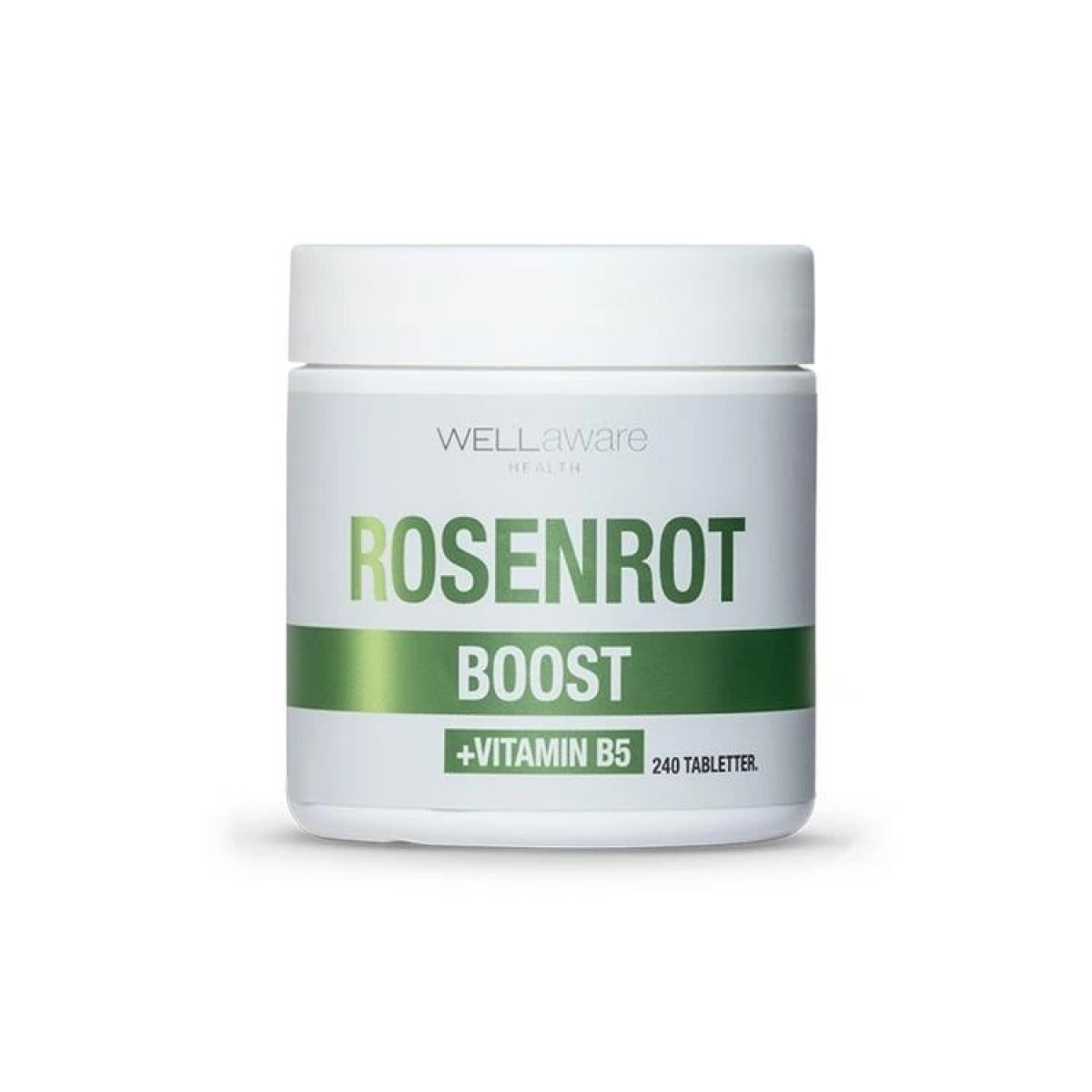 Back on Track WELLaware - Rosenrot (rosenrod + 5B vitamin)
