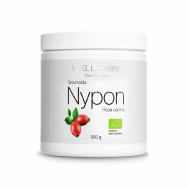 Back on Track WELLaware - Nypon (økologisk hyben) 300g
