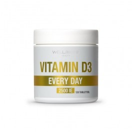Back on Track WELLaware - Vitamin D3 - 120 tabl.